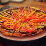 Caramelised Red Onion and Roasted Vegetable Tarte Tatin_2139641436_o