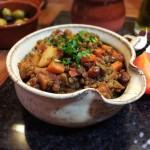 Spanish Lentils
